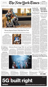 The New York Times – 07 October 2019