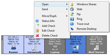 Veronisoft VS IP Monitor 1.6.7.0 (x86/x64)