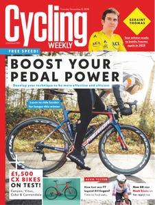 Cycling Weekly - November 08, 2018