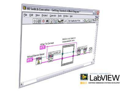 NI LabVIEW Switch Executive 2017.5