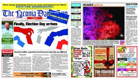 The Laconia Daily Sun – November 03, 2020