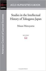 Studies in the Intellectual History of Tokugawa Japan
