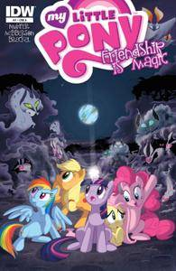 My Little Pony - Friendship is Magic 007 2013 3 covers digital