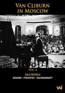 Van Cliburn in Moscow Vol.4 - Brahms: Handel Variations; Prokofiev: Sonata No.6; Rachmaninoff: Sonata No.2 (2008/1960&1972)