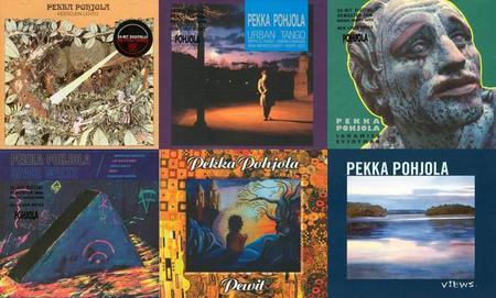 Pekka Pohjola - 6 Studio Albums (1977-2001) (Repost) / AvaxHome