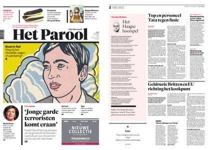 Het Parool – 21 oktober 2017
