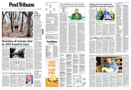 Post-Tribune – April 22, 2020