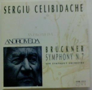 Bruckner Symphony No. 7 - Celibidache/Stuttgart Radio Symphony Orchestra (1971)