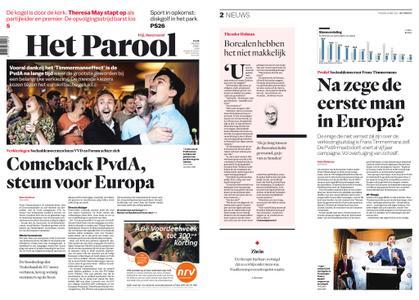 Het Parool – 24 mei 2019