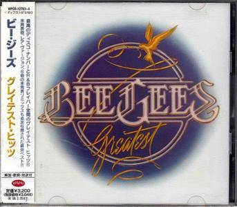 Bee Gees - Greatest (1979) 2CDs, Japanese Expanded Remastered 2007