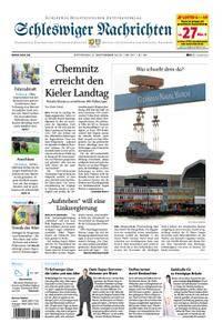Schleswiger Nachrichten - 05. September 2018