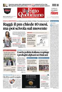 Il Fatto Quotidiano - 10 novembre 2018