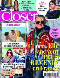 Closer France - 02 mars 2018