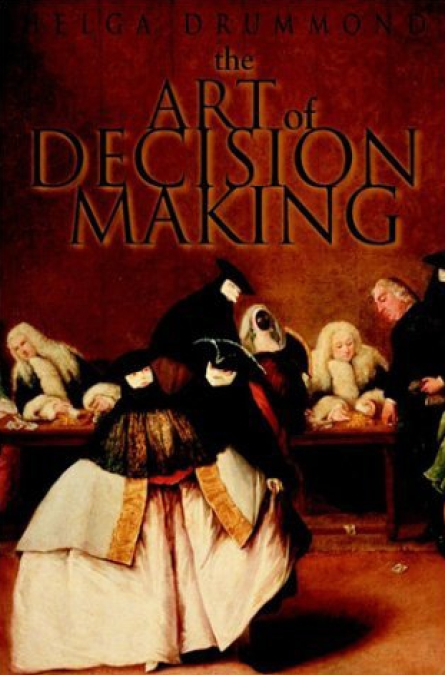 Helga Drummond - The Art of Decision Making (Repost)
