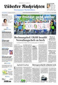 Lübecker Nachrichten Stormarn - 25. Mai 2019