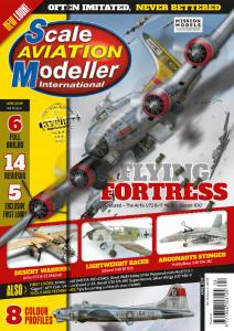 Scale Aviation Modeller International - April 2019