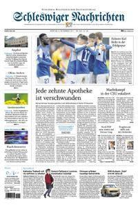 Schleswiger Nachrichten - 06. November 2017
