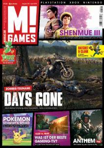 M! Games - April 2019