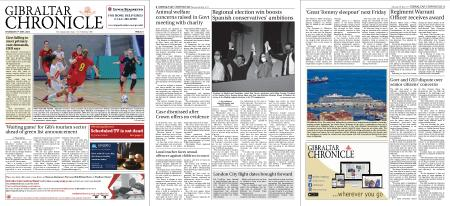 Gibraltar Chronicle – 06 May 2021