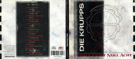 Die Krupps - Volle Kraft Null Acht (2009)