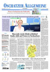 Oschatzer Allgemeine Zeitung - 17. Juli 2019