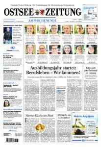 Ostsee Zeitung Wolgast - 04. August 2018