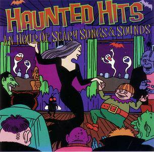 VA - Haunted Hits: An Hour Of Scary Songs & Sounds (1996) {Rhino} **[RE-UP]**
