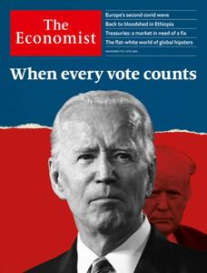 The Economist Middle East and Africa Edition – 07 November 2020