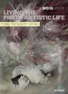 Living The Photo Artistic Life - April 2018