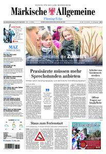 Märkische Allgemeine Fläming Echo - 13. April 2019