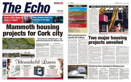 Evening Echo – January 02, 2020