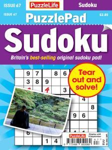 PuzzleLife PuzzlePad Sudoku – 12 August 2021
