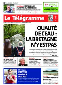 Le Télégramme Auray – 01 août 2020