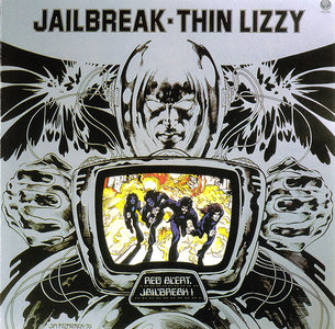 Thin Lizzy - Jailbreak (1976) Non-Remastered, US Press [Re-Up]