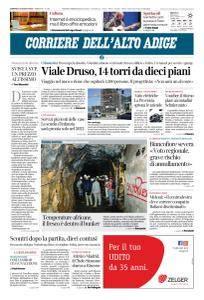 Corriere dell'Alto Adige - 5 Agosto 2018