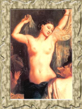 Art by Théodore Chassériau