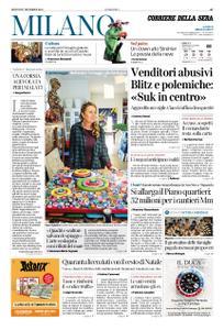 Corriere della Sera Milano – 27 dicembre 2018