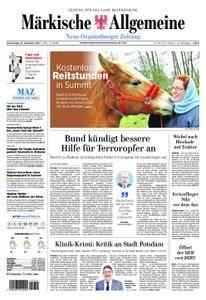 Neue Oranienburger Zeitung - 14. Dezember 2017