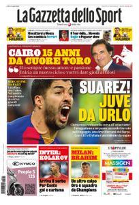 La Gazzetta dello Sport Roma – 02 settembre 2020