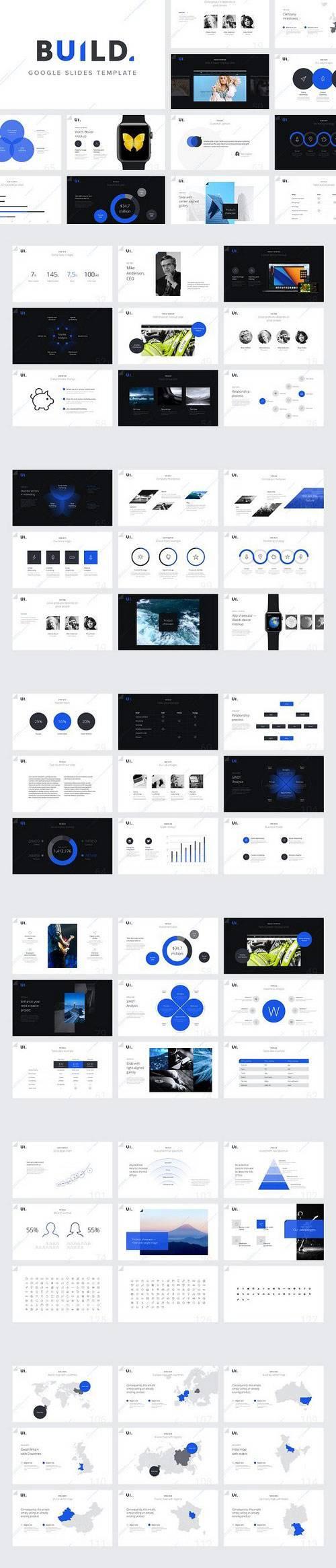CM - BUILD Google Slides Template 1133851