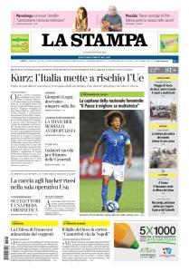 La Stampa Imperia e Sanremo - 6 Maggio 2019