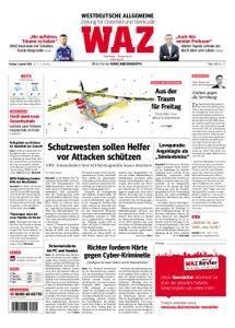 WAZ Westdeutsche Allgemeine Zeitung Oberhausen-Sterkrade - 05. Januar 2018