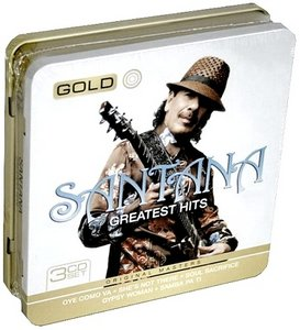 Carlos Santana - Gold Greatest Hits (3 CDs) (2010) REPOST