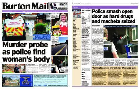 Burton Mail – August 07, 2018