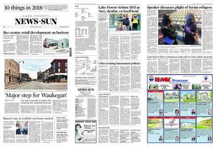 Lake County News-Sun – January 05, 2018