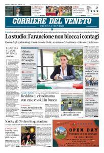 Corriere del Veneto Padova e Rovigo – 15 gennaio 2021