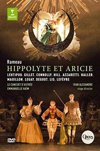 Emmanuelle Haim, Orchestre et Chœur Le Concert d'Astree - Rameau: Hippolyte et Aricie (2014)