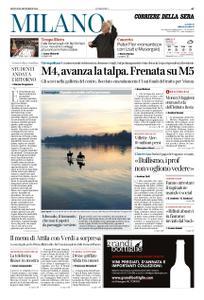 Corriere della Sera Milano – 06 dicembre 2018
