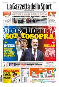 La Gazzetta dello Sport Bergamo – 12 dicembre 2020