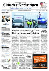 Lübecker Nachrichten Ostholstein Süd - 15. Dezember 2017